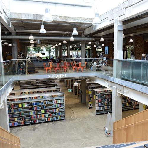 Glarmester for Herning Bibliotek