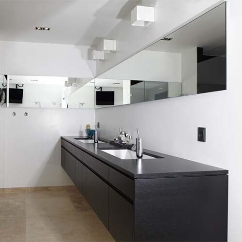 Spejle til bad og køkken